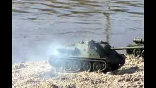 The Explosions Of Tamiya Rc Tanks And Vstanks... ^^