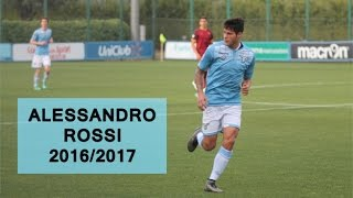 Name: Alessandro Rossi Born (age): Jan 3, 1997 (19) Team: SS Lazio Place of birth: Roma Nationality: Italy Height: 1,84 m...