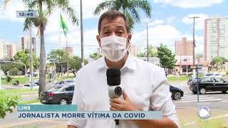 Jornalista JSerafim morre vítima da Covid-19