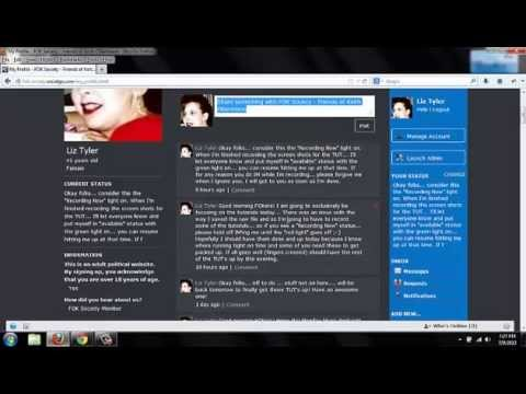 FOK Society - Dealing with your Music Player Tutorial This tutorial discusses what to do with the music that you uploaded to your music player on your FOK Society profile ...
