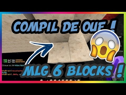 MLG 6 BLOCKS ? COMPIL' 100 SUBS RUSH/HIKABRAIN