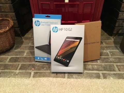 ☆☆☆ HP 8 G2 Tablet | HP 10 G2 Tablet Review ☆☆☆