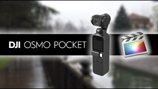 Dji Osmo Pocket Cinematic Video