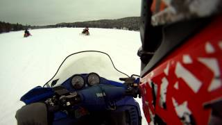 9. Ski Doo vs Yamaha
