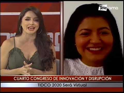 Cuarto congreso de innovación y disrupción TIDCO 2020 será virtual