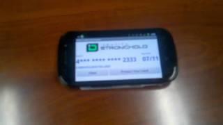 Electronic Pickpocket RFID YouTube video