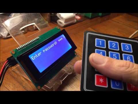 Banggood - 4 x 3 Matrix 12 Key Array Membrane Switch Keypad Keyboard For Arduino