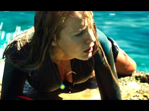 THE SHALLOWS Official Trailer (2016) Blake Lively Shark Thriller Movie HD