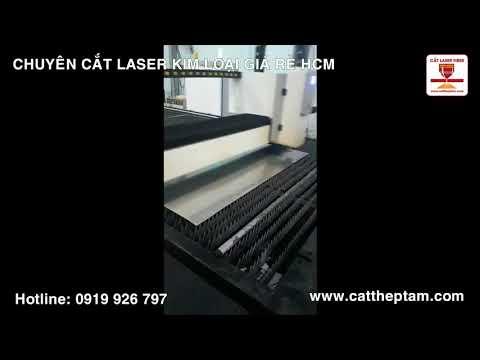 Cắt laser kim loại Bình Chánh hcm