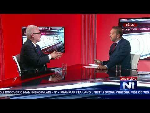 N1 Pressing: Ivo Josipović (26.6.2017.)