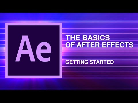 Adobe After Effects CC Beginner Tutorial: Intro Guide To Learn The Basics  (How To)