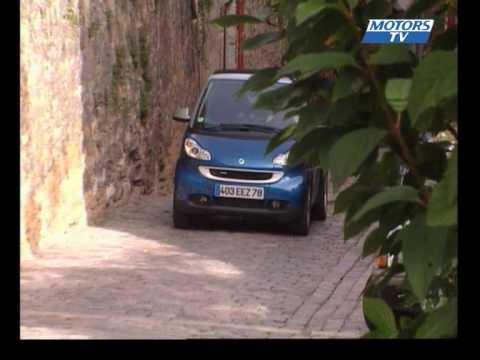Car test Smart Fortwo Brabus