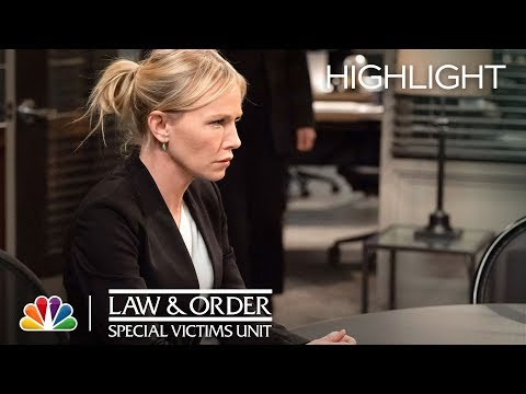 Carisi and Rollins Can't Protect Esperanza from the Law - Law & Order: SVU