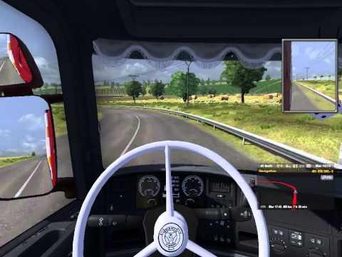 Scania V8 Sound Update v5.2