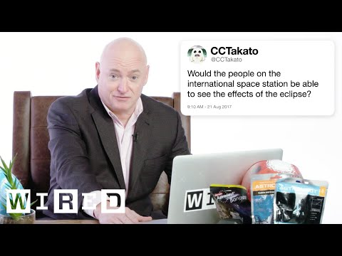 Scott Kelly Answers Astronaut Questions From