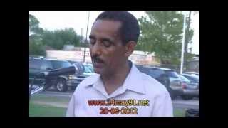 Eritrean Martyrs Day, June 20, 2012 Houston, TX. (USA)