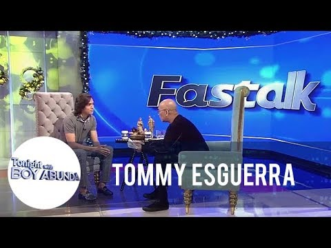 TWBA Fast Talk with Tommy Esguerra