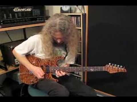 Guthrie Govan – Robben Ford Style Track at Jamtrackcentral.com – Tab N.1