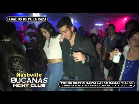 Tribal Norteno Mix Bucanas Nashville Sabado Jan 24 2015