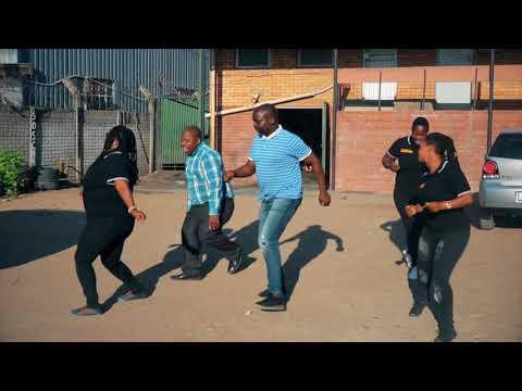 Mantolwana Jerusalema dance
