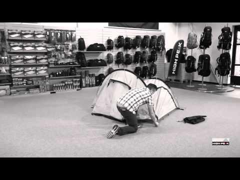 Відео демонстрація намету High Peak Sparrow 2