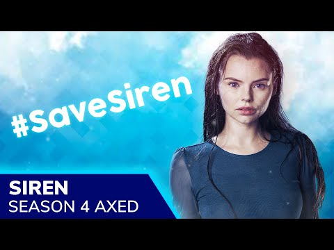 SIREN Season 4 is Cancelled By Freeform. What's Next for Alex Roe, Eline Powell and Ian Verdun?
