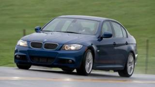 2010 BMW 335i Sport Comparison Test