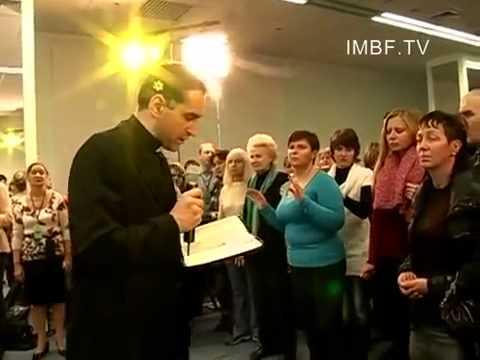 Молитва изгнания бесов. Вадим Монах