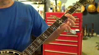 LOTW - Banjo Lessons: Chromatics - Using chromatic ideas in bluegrass banjo