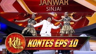 Video KOCAK ABIS!! Wendy Meragain Nasar Saat Tampil - Kontes KDI Eps 10 (17/8) MP3, 3GP, MP4, WEBM, AVI, FLV Agustus 2018