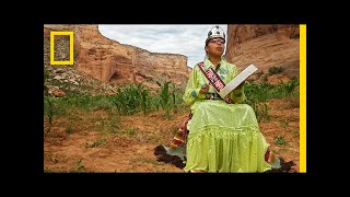 See What Canyon Life Is Like for a Navajo Pageant Winner | Short Film Showcase