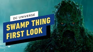 Swamp Thing: First Look Teaser (DC Universe) by IGN