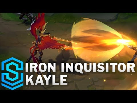 Kayle Thiết Phán Quan - Iron Inquisitor Kayle
