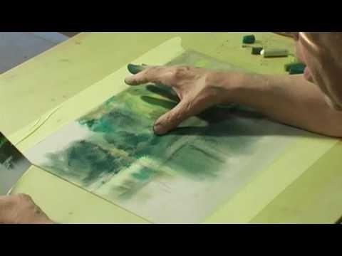 Landschaften in Pastell – Brillante Motive einfach gemacht