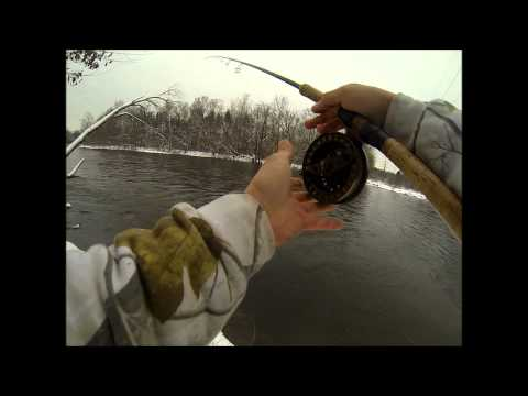 Float Fishing Steelhead – Salmon River