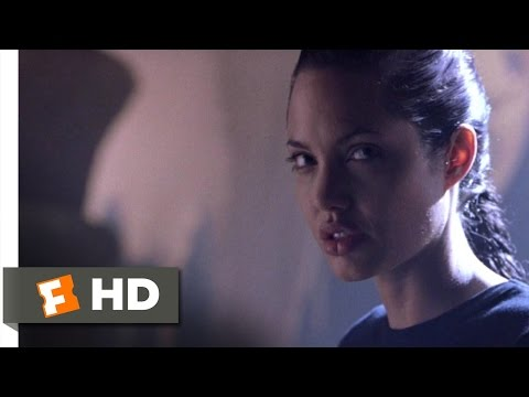 Lara Croft: Tomb Raider (1/9) Movie CLIP - The Training Robot (2001) HD