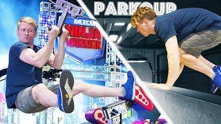 Ninja Warrior meets Parkour by Magnus Midtbø