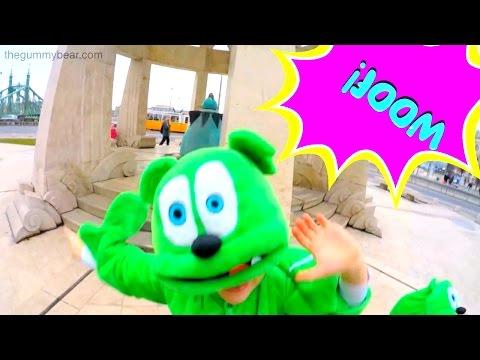 Video WOOF There It Is! Gummibär The Gummy Bear Osito Gominola Ursinho Gummy download in MP3, 3GP, MP4, WEBM, AVI, FLV January 2017