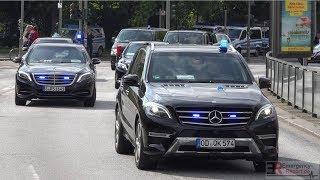 Download Lagu [G20-GIPFEL IN HAMBURG] - VIP-Eskorte türkischer Präsident Recep Tayyip Erdoğan - Mp3
