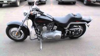 4. 2005 Harley-Davidson FXST Softail Standard