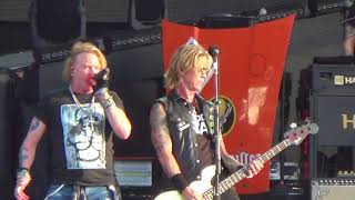 Video Guns N'Roses -Welcome To The Jungle live at Download Festival 2018 MP3, 3GP, MP4, WEBM, AVI, FLV Agustus 2018
