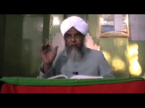 Dars e Quran By Dr Hafiz Shaikh Ahmed Mohiuddin Sharfi Sahab - 2nd February 2014