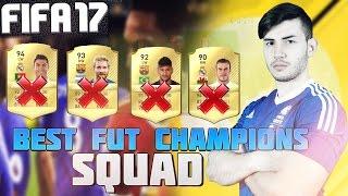 FIFA 17 THE BEST FUT CHAMPIONS SQUAD - WITHOUT RONALDO, MESSI, NEYMAR & BALE, neymar, neymar Barcelona,  Barcelona, chung ket cup c1, Barcelona juventus