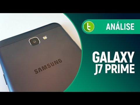 Análise Galaxy J7 Prime  Review do TudoCelular