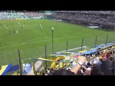 Video - Rosario Central - Los Guerreros En Banfield(B Nacional 4ta fecha 2012-2013) - Los Guerreros - Rosario Central - Argentina