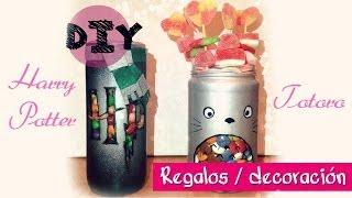 DIY Ideas Para Regalos Fáciles Y Baratos / Decoración. San Valentín - 14 Febrero