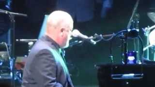 Movin' Out - Billy Joel (Madison Square Garden, 3/21/2014)
