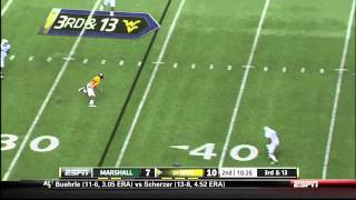 Vinny Curry vs West Virginia 2011