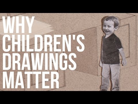Why Children's Drawings Are Important