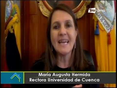 Hoy iniciaron clases en la Universidad de Cuenca